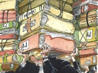 La réforme de l'Aide Juridictionnelle